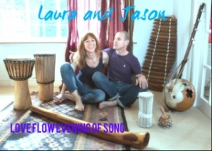 Laura and Jason's Love Flow Evening of Song and Music Event Image