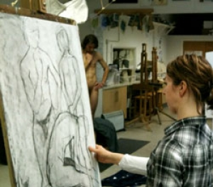 Try your hand at life drawing Event Image