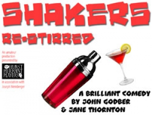 Shakers Re-stirred 17th Sept Event Image