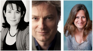 An Evening with Writers Elly Griffiths, Simon Toyne and Stephanie  Lam Event Image