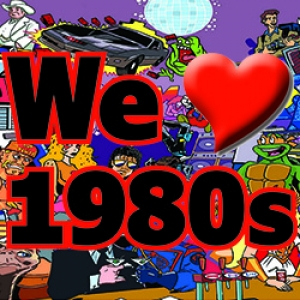 1980s theme night Event Image