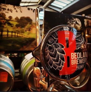 Bedlam Brewery Tour #1 - 12pm Event Image