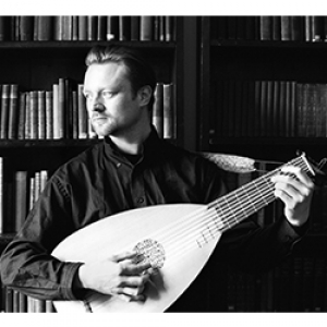 James Akers - Lute Player Event Image