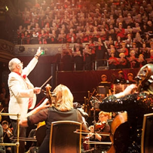 Festival Praise with All Souls Orchestra & Choir Conductor Noel Tredinnick Event Image