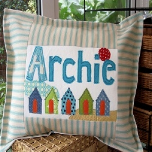 Design and Stitch an Appliqué Cushion Cover Event Image