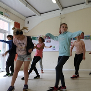 Create Space to Dance (Ages 5 - 7) Event Image