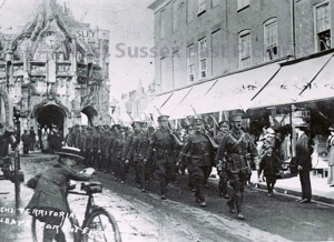 Researching your First World War Military Ancestors Event Image