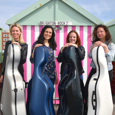 Brighton Cello Quartet Event Image
