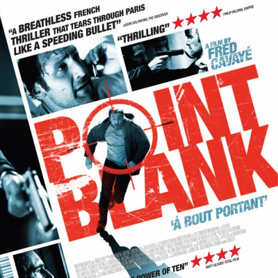 Film: Point Blank (15) Event Image