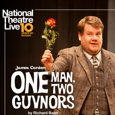 NT Live – One Man, Two Guvnors Event Image