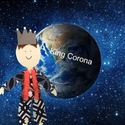 Theatre Tots Present: Bean and the Corona King - A film about the Coronavirus for families Event Image
