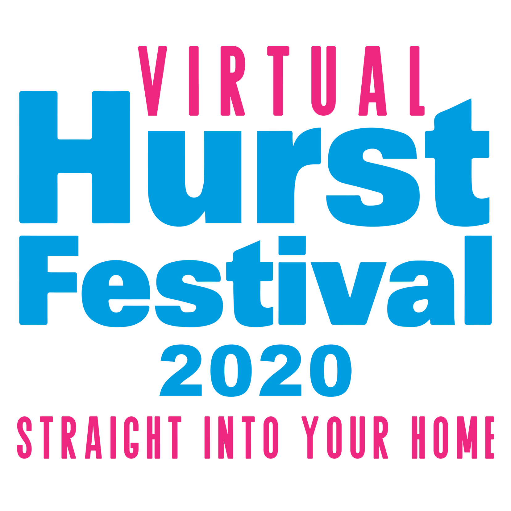Welcome to 2020's FREE Virtual Hurst Festival